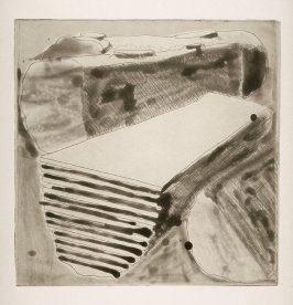 Working Proof 3 for Untitled (Cut Logs) (Unpublished)