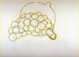 Drawing 2 for Fruit Juice Bottles II, State 1