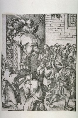 The Martyrdom of James The Less, from The Martyrdom of the Twelve Apostles