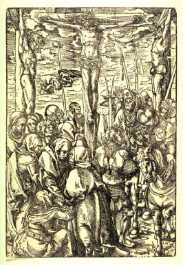 The Crucifixion, from The Passion