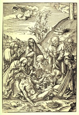 The Lamentation, from The Passion
