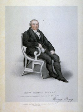 Reverend Henry Parry