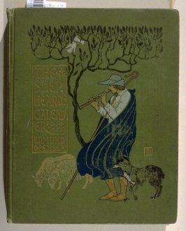 The Shepheard's Calender by Edmund Spenser (New York & London: Harper & Brothers, 1898)