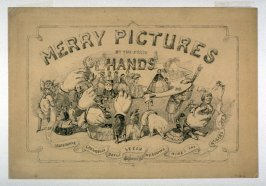 Merry Pictures by the Comic Hands