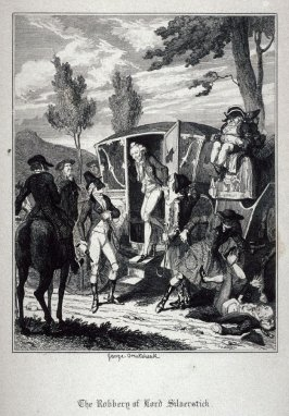 The Robbery of Lord Silverstick.