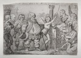 A Fancy Sketch to the Memory of Shakespeare