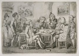 Untitled (group of people around table)