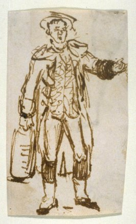 Untitled [Man with Jug]