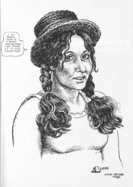 Illustration 7 in the book The Sweet Side of R. Crumb