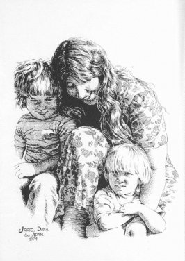 Illustration 4 in the book The Sweet Side of R. Crumb