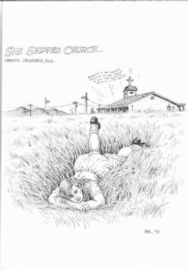 Illustration 33 in the book The Sweet Side of R. Crumb