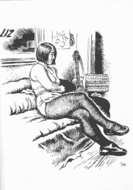 Illustration 23 in the book The Sweet Side of R. Crumb