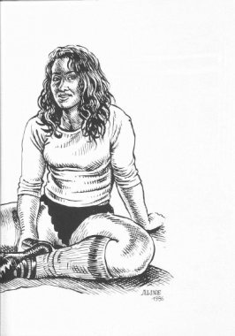 Illustration 25 in the book The Sweet Side of R. Crumb