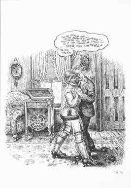 Illustration 31 in the book The Sweet Side of R. Crumb