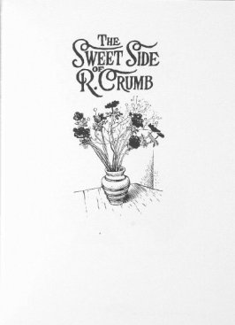 Illustration 2 in the book The Sweet Side of R. Crumb