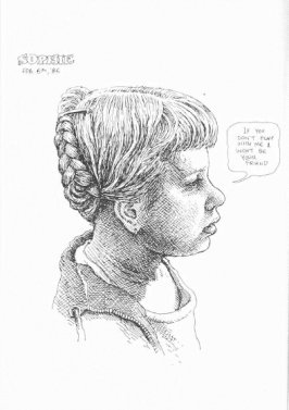 Illustration 18 in the book The Sweet Side of R. Crumb