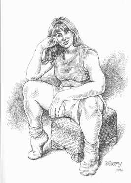 Illustration 19 in the book The Sweet Side of R. Crumb