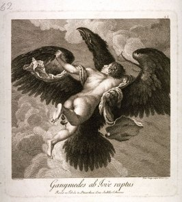 Ganymede Carried Off By Jove