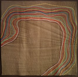 Quilt: Bend in the River