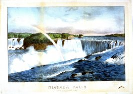 Niagara Falls. from the Canada side.