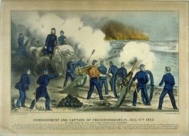 Bombardment and Capture of Fredericksburg, Virginia, December 11, 1862