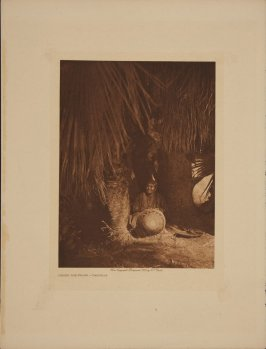 Under the Palms - Cahuilla (The North American Indian)