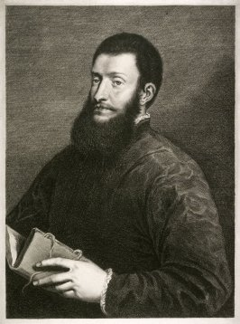 Portrait of Aretino