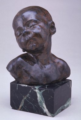 Head of a Sleeping Boy (Tete d'enfant endormi)