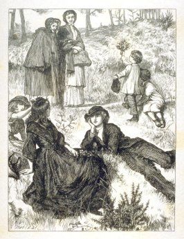 Out Among the Wild-Flowers, from Good Words (Edinburgh and London: Strahan & Co., 1862)