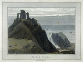 Forse Castle, Sutherland