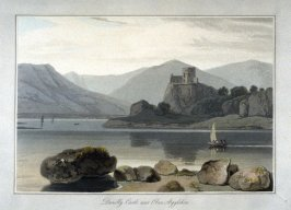 Dunolly Castle, near Oban Argylshire