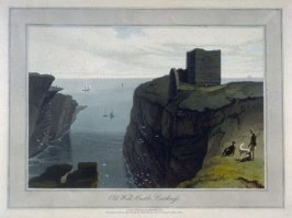 Old Wick Castle, Caithness