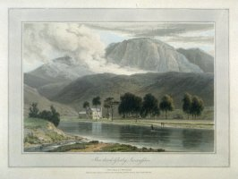 Ilan-dreoch-Glenbeg Invernesshire, from Ayton's 'Voyage Round Great Britain' (London,1814-1825) Vol.IV