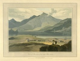 View of Ben-more from near Ulva house, from Ayton's 'Voyage Round Great Britain' (London, 1814-1825) Vol.III