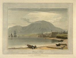 Stromness Orkney, from Ayton's 'Voyage Round Great Britain' (London, 1814-1825) Vol.V