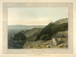 Near Carsleith Galloway, from Ayton's 'Voyage Round Great Britain' (London, 1814-1825) Vol.II
