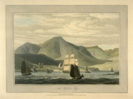 Near Kylakin Skye, from Ayton's 'Voyage Round Great Britain' (London, 1814-1825) Vol.IV