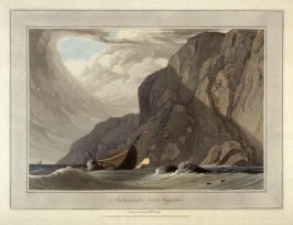 Ardnamurchan point Argylshire, from Ayton's 'Voyage Round Great Britain' (London, 1814-1825) Vol.III