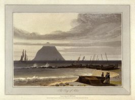 The Crag of Ailsa, from Ayton's 'Voyage Round Great Britain' (London 1814-1825) Vol.III