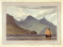 Part of the Isle of Rum, from Ayton's 'Voyage Round Great Britain' (London, 1814-1825) Vol.III