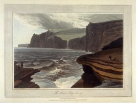 The Snook Hoy Orkney, from Ayton's 'Voyage Round Great Britain' (London 1814-1825) Vol.V