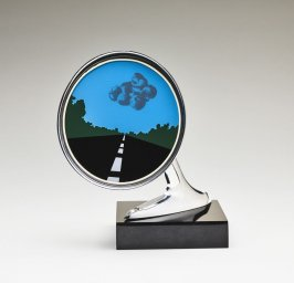 Side View Mirror from Seven Objects in a Box