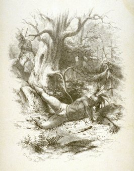 Wounded Indian