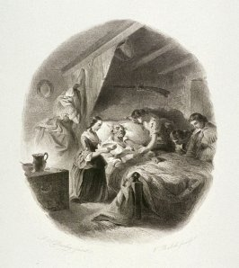 The squatter's death
