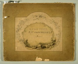 Rip Van Winkle by Washington Irving ([New York]: The American Art-Union, 1848)