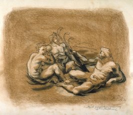 Detail from an engraving by Marcantonio Raimondi after Raphael's Judgment of Paris