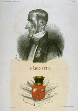 J. Ch. Persil plate no. 264 published in La Caricature, 2 May 1833