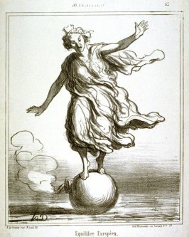 Equilibre Européen no. 52 from the series Actualités