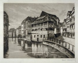 Strassbourg, Les Tanneries
