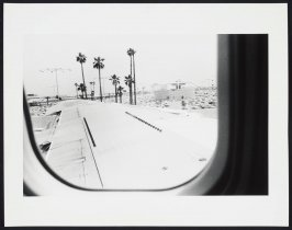 Untitled [Jet Aircraft Wing] from Los Angeles